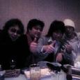 品川さんと高知の酒場でどんちゃん騒ぎ